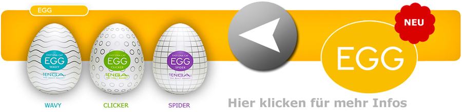 Tenga - Egg Edition